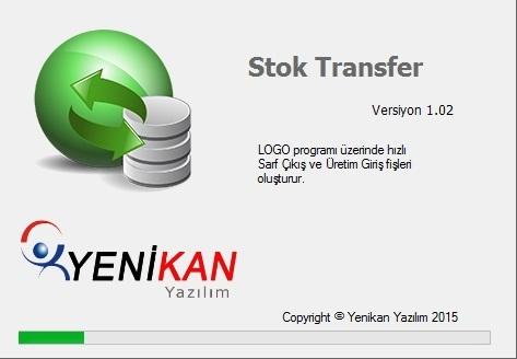 LOGO Stok Transfer Projesi